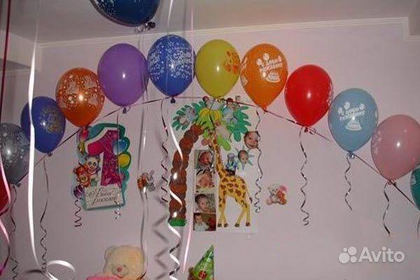 Как своими руками украсить дом к дню рождения ребенка