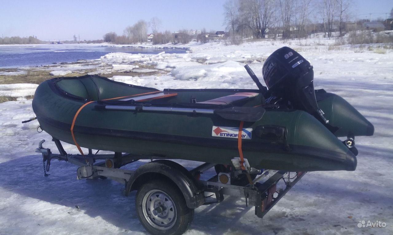 куплю прицеп для лодки пвх в перми