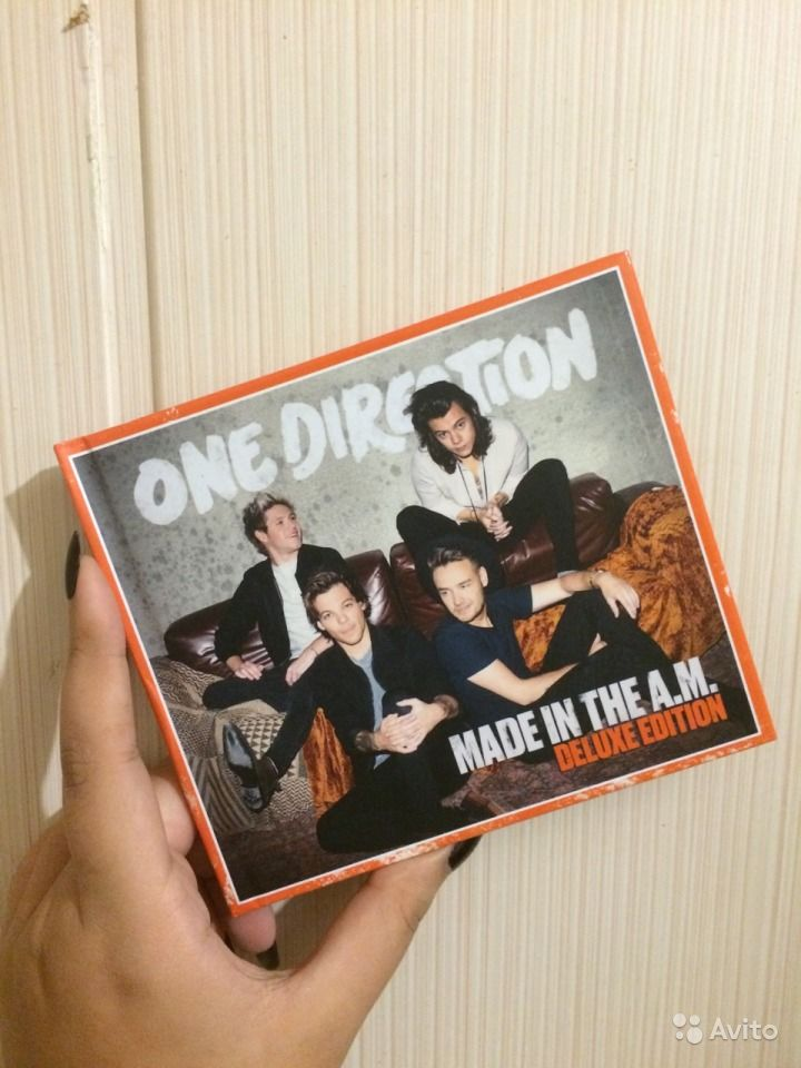 One Direction - Made in the AM.  Москва