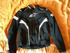 Alpinestars Куртка stella T-GP plus R jacket