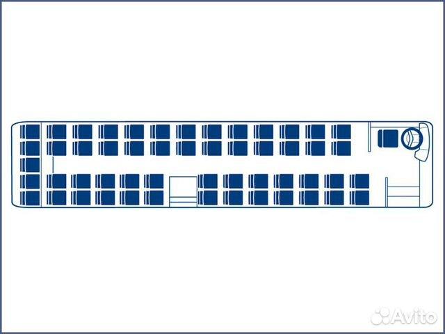 Автобус голаз-5251, межгород,