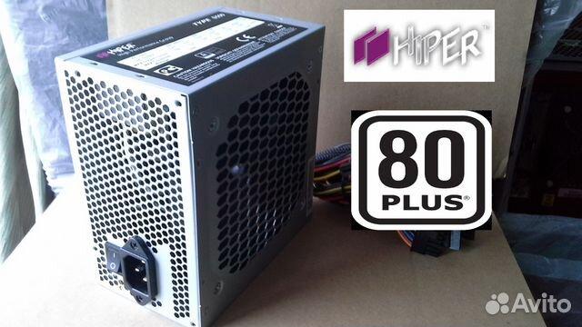 Питания Hiper S500 550вт