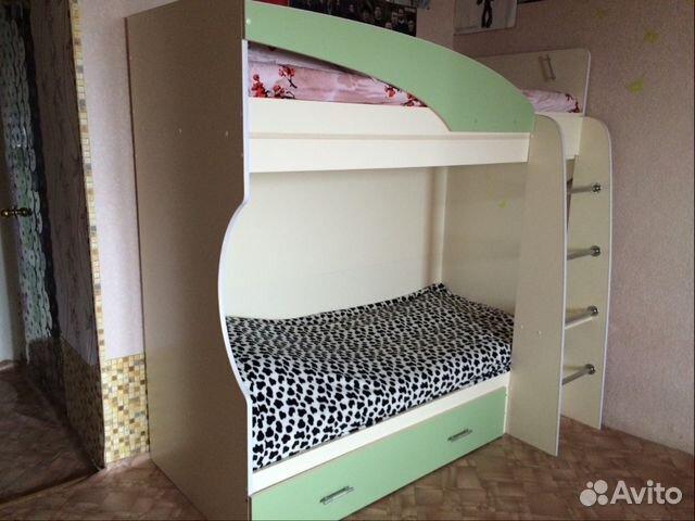 2 ярусную кровать б у