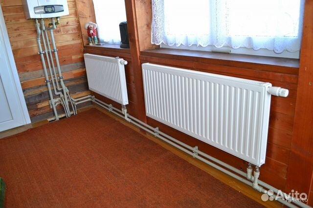 Отопление для дачного домика