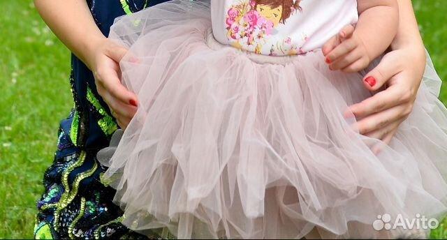 Как сшить юбку из фатина на резинке для девочки своими руками пошагово фото