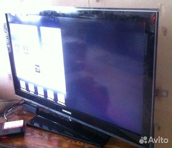 Телевизор Samsung LE40D550K1W купить в Калининградской области на Avito - Объявления на сайте Avito