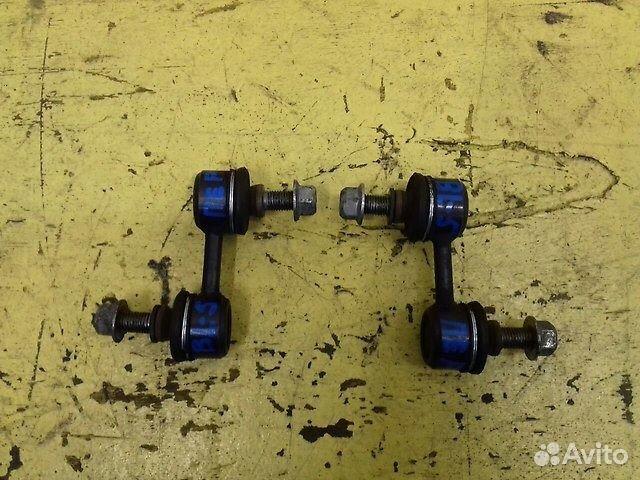 89625003353 Линьки передние комплект Subaru Legacy B4, BL5, EJ