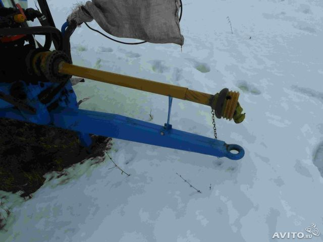 Трактора БУ и новые в Омской области