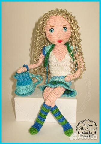 начиная купить вязаную куклу ручной работы в москве можно назвать