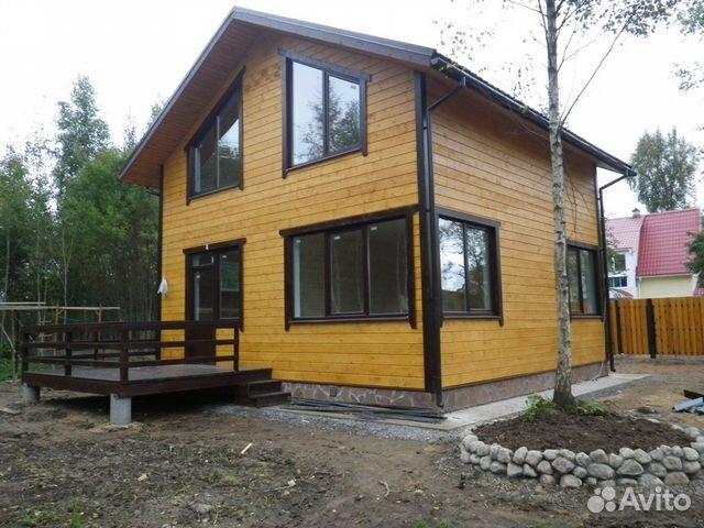 двухэтажные дачи