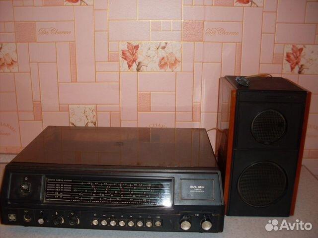 Радиола илга 30I-I, 201С-1