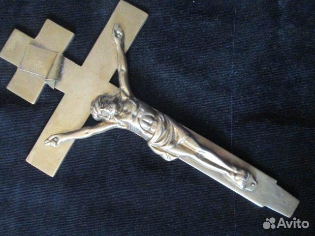 """Крест """"Распятие Христа"""""""