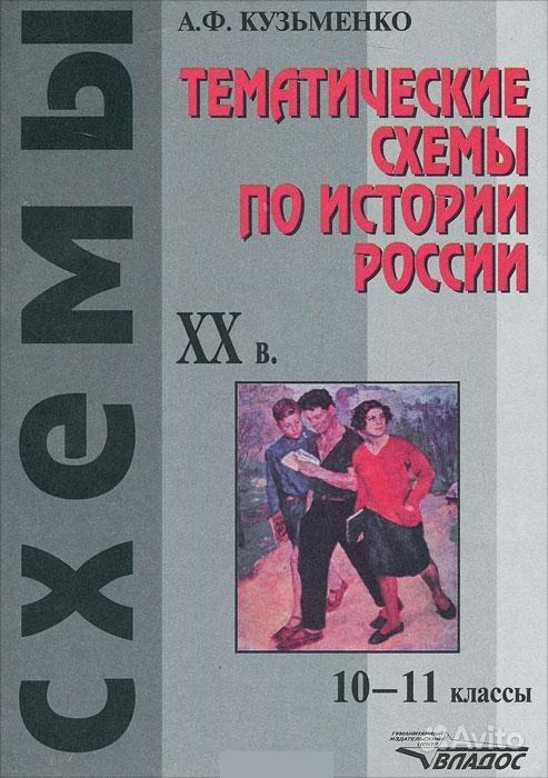 Темат. схемы по истории России