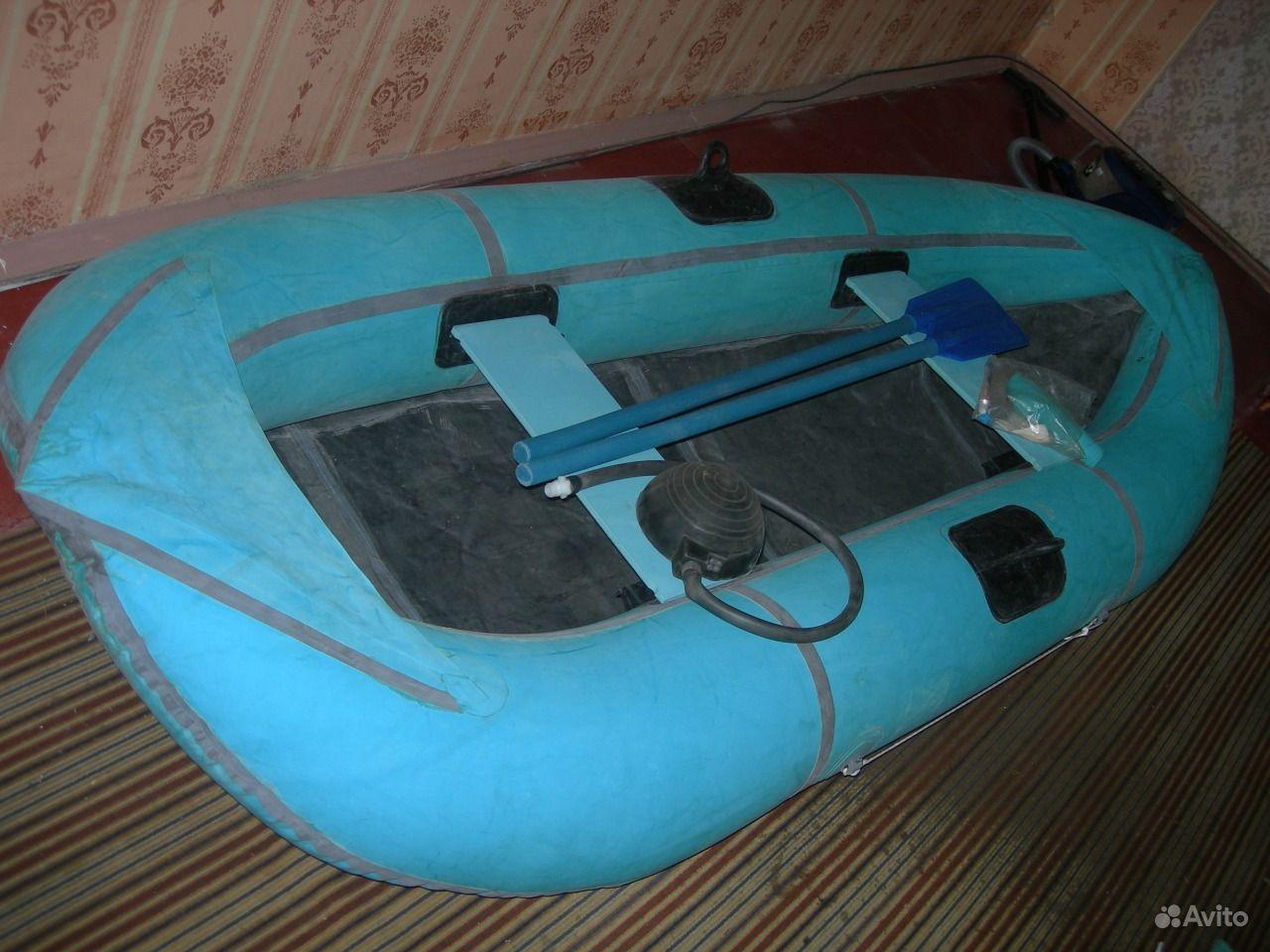 купить лодку пвх бу на авито рубцовск