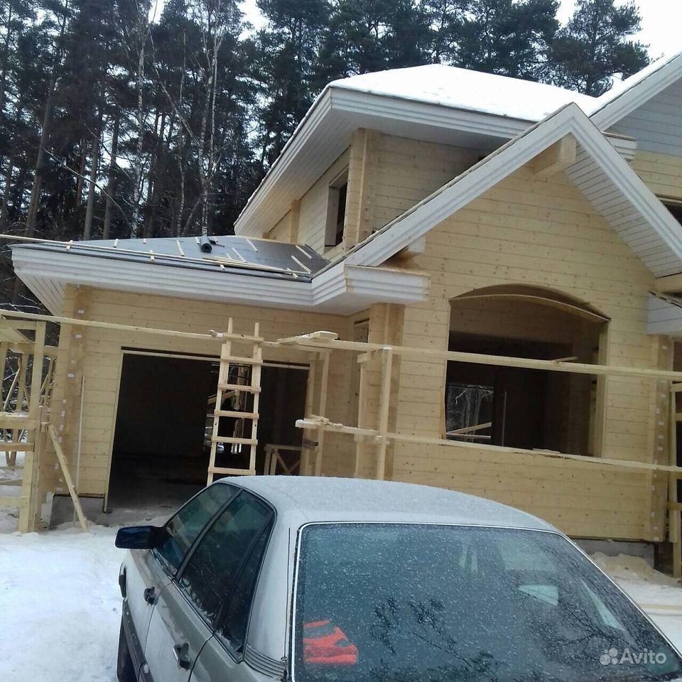 Строительство домов,бань,хоз.блоков,канализация, д купить на Вуёк.ру - фотография № 2