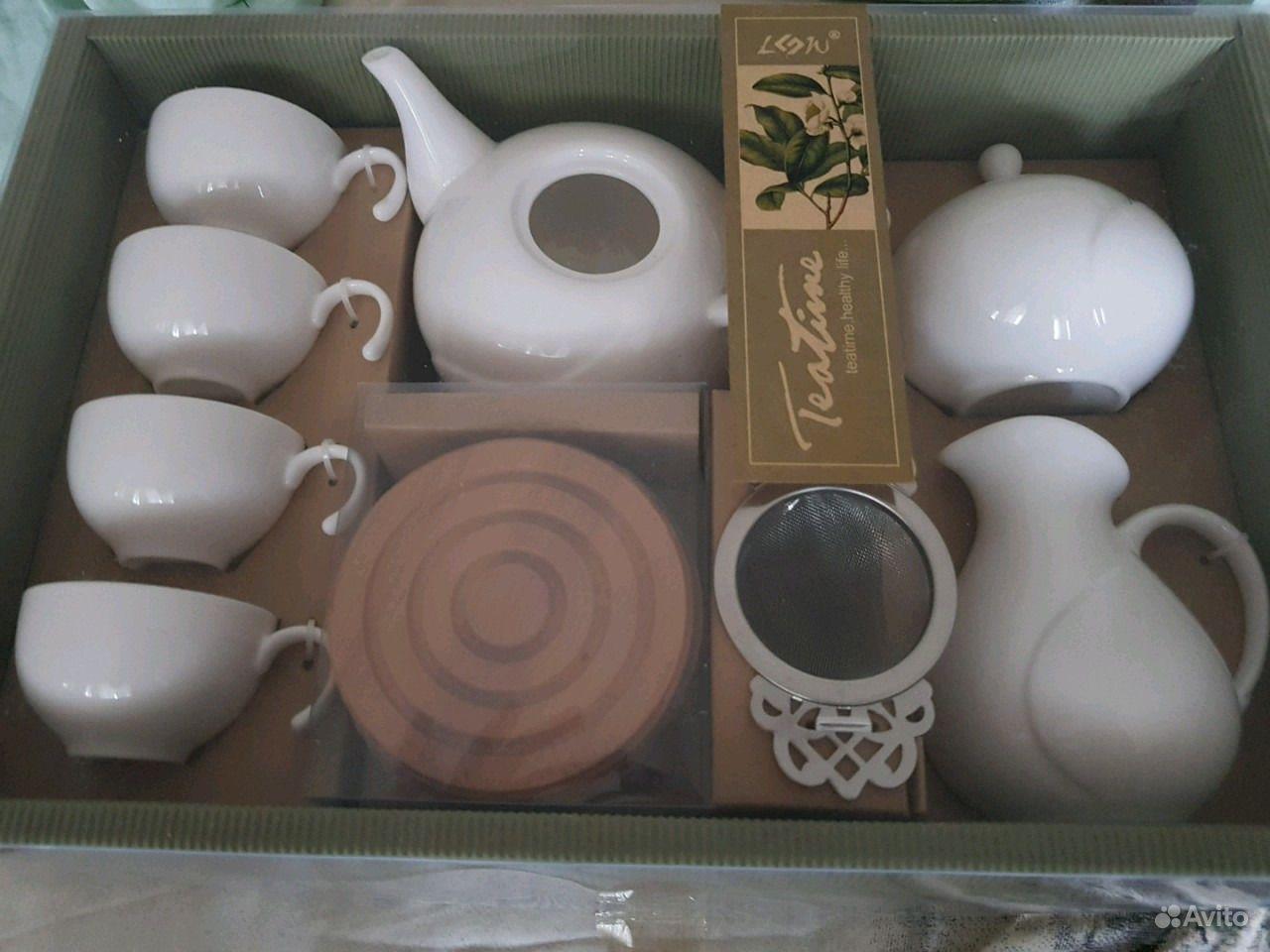 Сервиз чайный — фотография №2