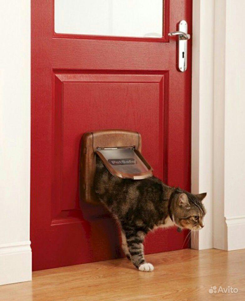 Дверца для домашних питомцев