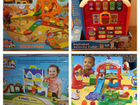 Little tikes, fisher price, Elc, Smoby, vtech