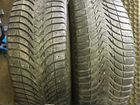 Шины бу 215/55R16 Michelin Pilot Alpin PA4