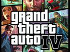 Grand Theft Auto IV(GTA 4) xbox 360