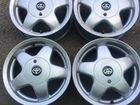 Колеса Диски Toyota carina, caldina r14,5*100-4 шт