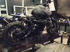 BMW r1100gs scrambler проект