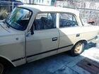 Москвич 412 1.5МТ, 1991, седан объявление продам