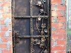 Кованые двери, калитки, ворота
