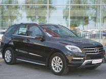 Mercedes-Benz M-класс 3.5AT, 2013, 191000км