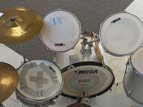 Барабанная установка Omega в приличном состоянии
