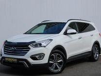 Hyundai Grand Santa Fe 2.2AT, 2015, 150408км