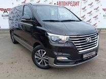 Hyundai Grand Starex 2.5AT, 2018, 60527км