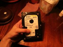 HDD IDE WDC400BB-oofjao 40Gb диск 7