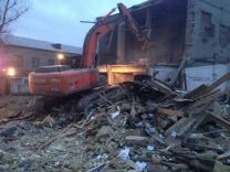 Демонтаж зданий и сооружений любой высоты — Предложение услуг в Санкт-Петербурге