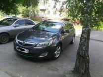 Opel Astra, 2012 г., Новокузнецк