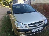 Hyundai Getz, 2008 г., Саратов