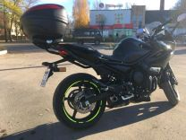 Yamaha Diversion XJ 600 XJ6S 2012