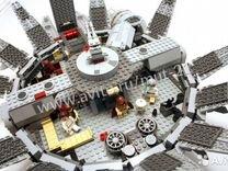 Конструктор Lele 79211 Star Wars 1381 дет