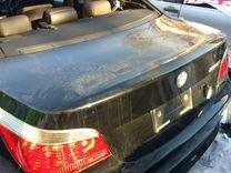 Крышка багажника в сборе на BMW E60