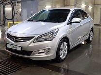 Hyundai Solaris, 2014 г., Пермь