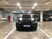 BMW 7 серия, 2017