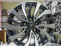 Новые диски R16 5x114.3 на Toyota Corolla Camry