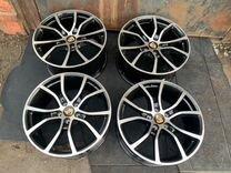 Оригинальные диски R21 Porsche Cayenne