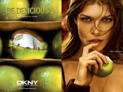 Dkny Donna Karan Be Delicious т/духи 100мл жен
