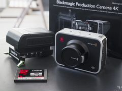 Кинокамера Blackmagic Production Camera 4K