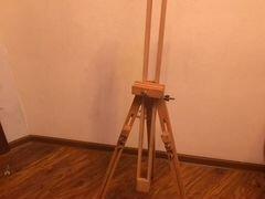 мольберт подставка для картин бронза в старинном с хобби и