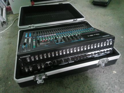 Allen Heath QU 24