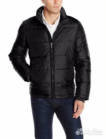 Куртка зимняя Tommy Hilfiger (54)  70dd498b4c34f