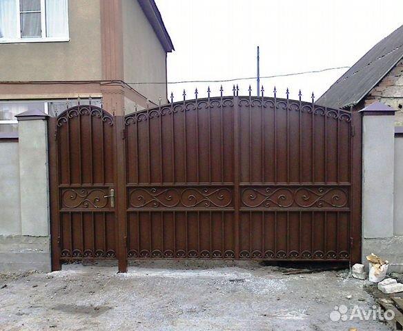 Металические ворота по кмв смотреть как сделат ь самодельные откатные ворота