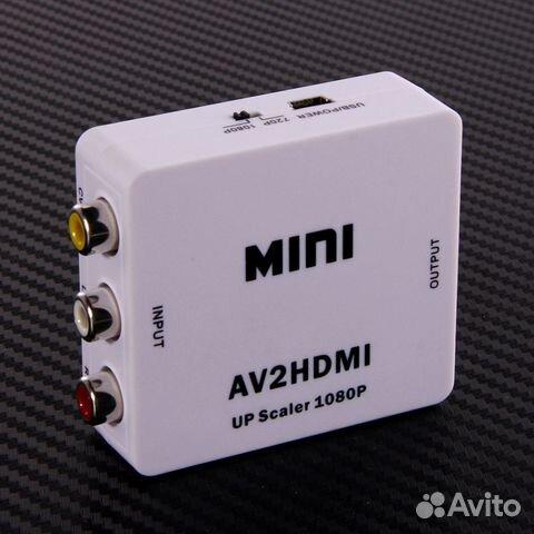 конвертер видеосигнала - фото 2